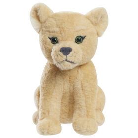 Lion King Live Action Small Plush with Sound - Nala
