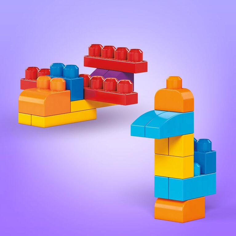 Mega Bloks - First Builders - Big Building Bag (Classic)