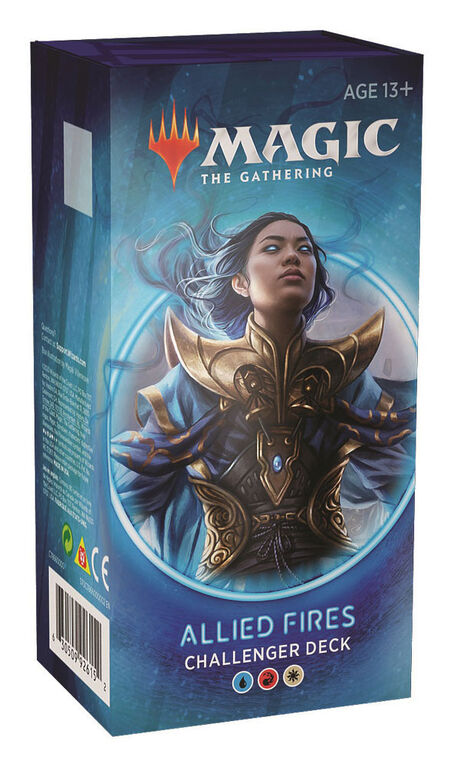 Magic The Gathering Challenger Deck 2020-Allied Fires
