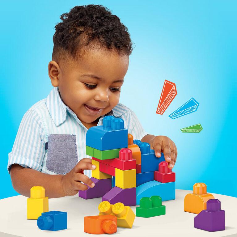 Mega Bloks - First Builders - Sac de blocs (Classique)