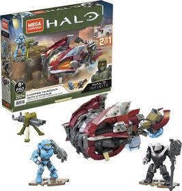 Mega Construx - Halo Infinite - Coffret de construction Moto d'attaque