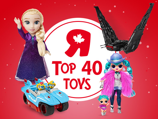 Top Toys of the season!