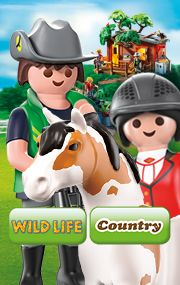 Playmobil Wildlife and Country
