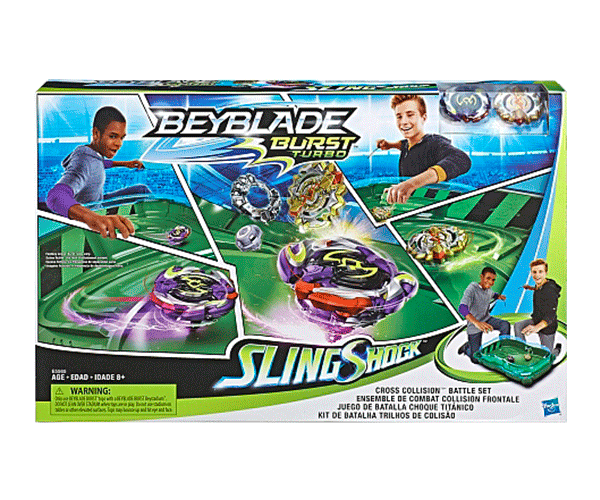 Grand Prize: Beyblade Burst Battle Tower
