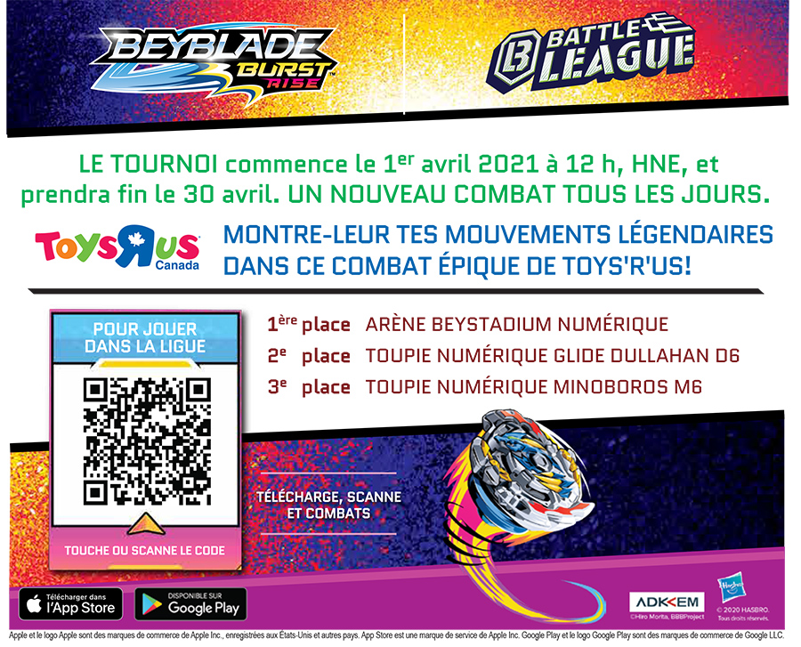 Beyblade Tournament