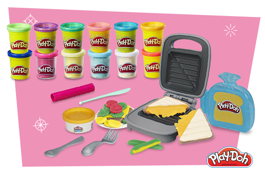 Now 19.97ea. On select $29.99 and up Play-Doh