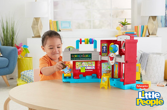40% off ALL $29.99 Little People Toys