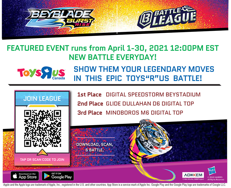 Beyblade Tournament