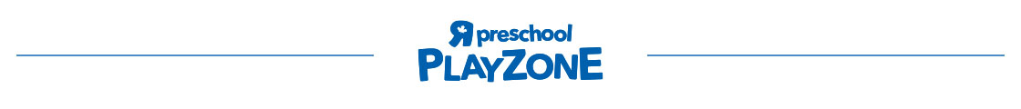 Preschool Playzone Divider