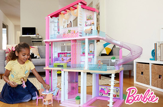 Save $60 on this Barbie Dream House