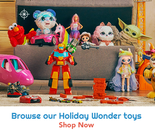 Browse our Holiday Wonder toys