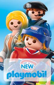 New Playmobil