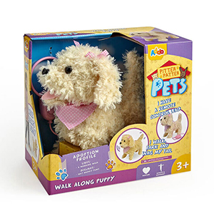 Interactive Pets & Toys