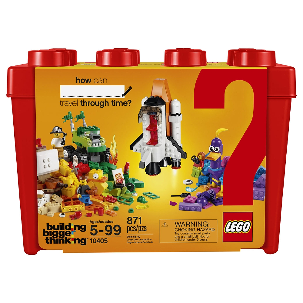 Toys R Us Lego 50% off - 871 pieces $34.97