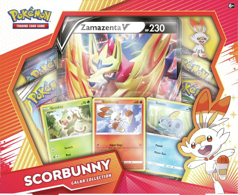 Jcc Pokemon Collection Galar Flambino Toys R Us Canada