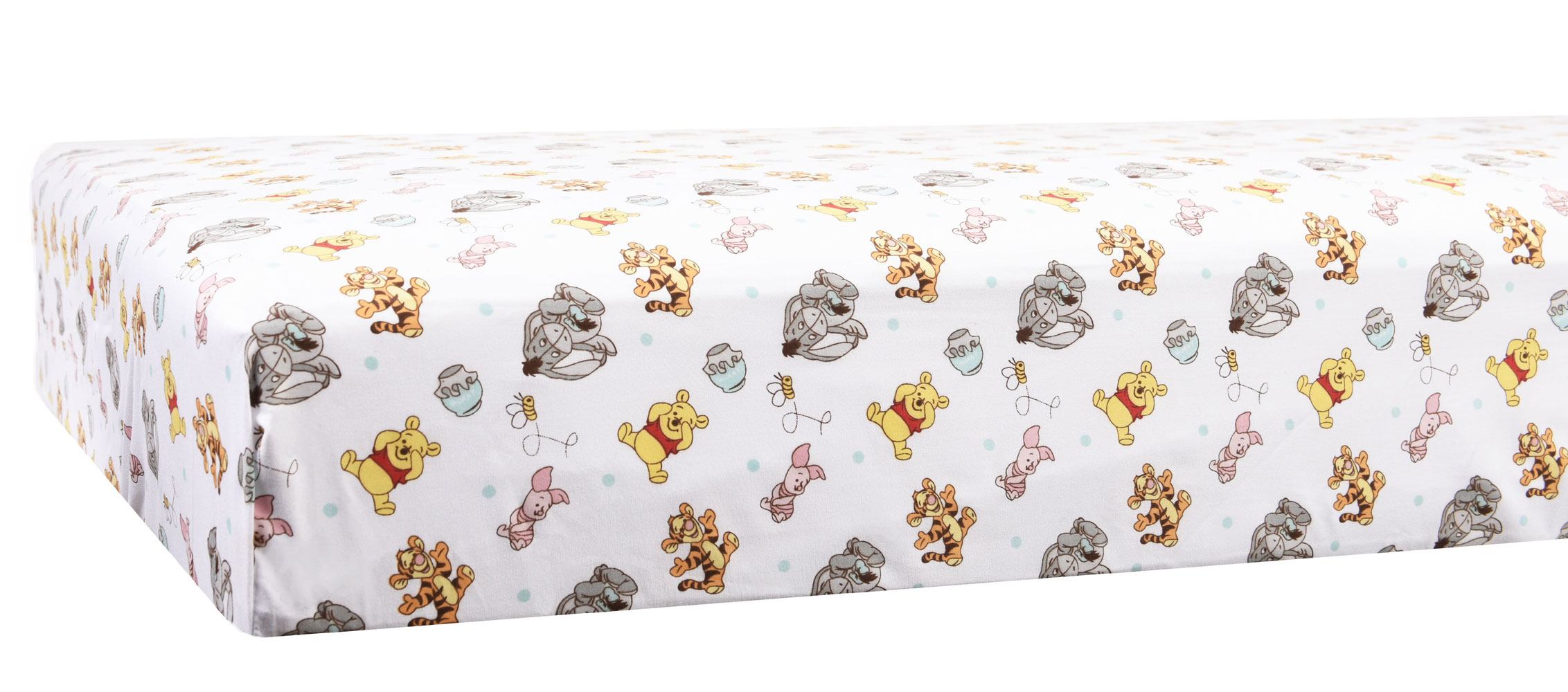 Disney Baby Fitted Crib Sheet Winnie The Pooh Toys R Us Canada