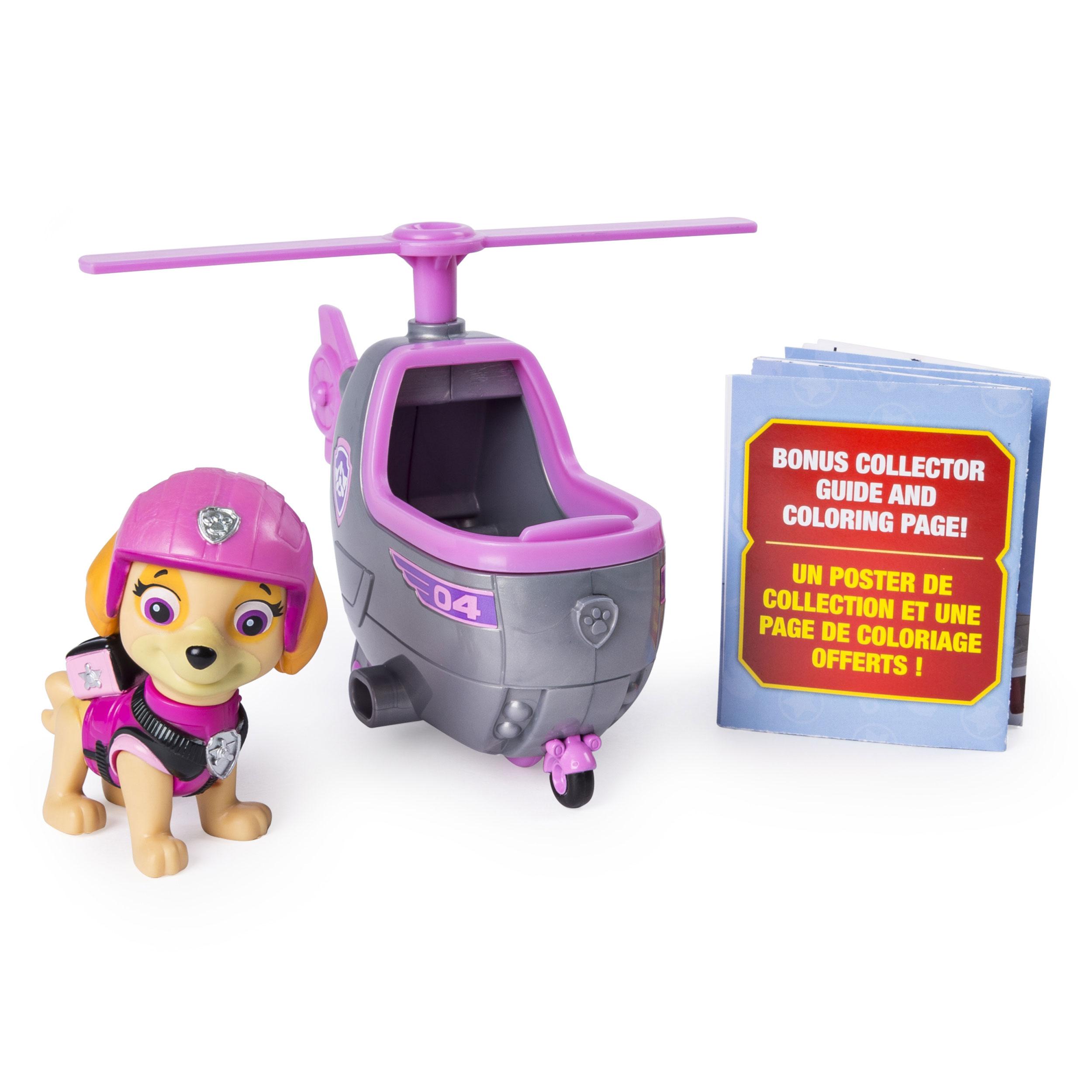 Paw Patrol Ultimate Rescue Mini Helicoptere De Stella Avec