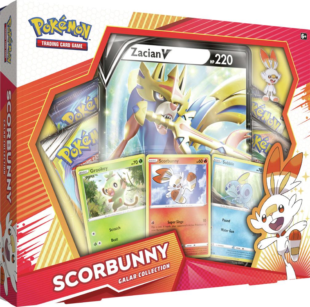Jcc Pokemon Collection Galar Flambino Zacian Toys R Us Canada