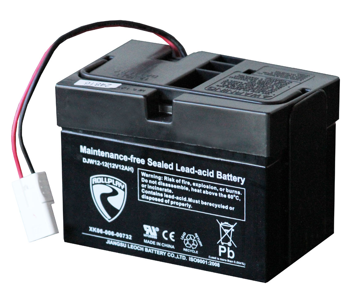 Replacement 6V Battery for Rollplay 4x4 SUV Ride-On Toy by UPSBatteryCenter/®
