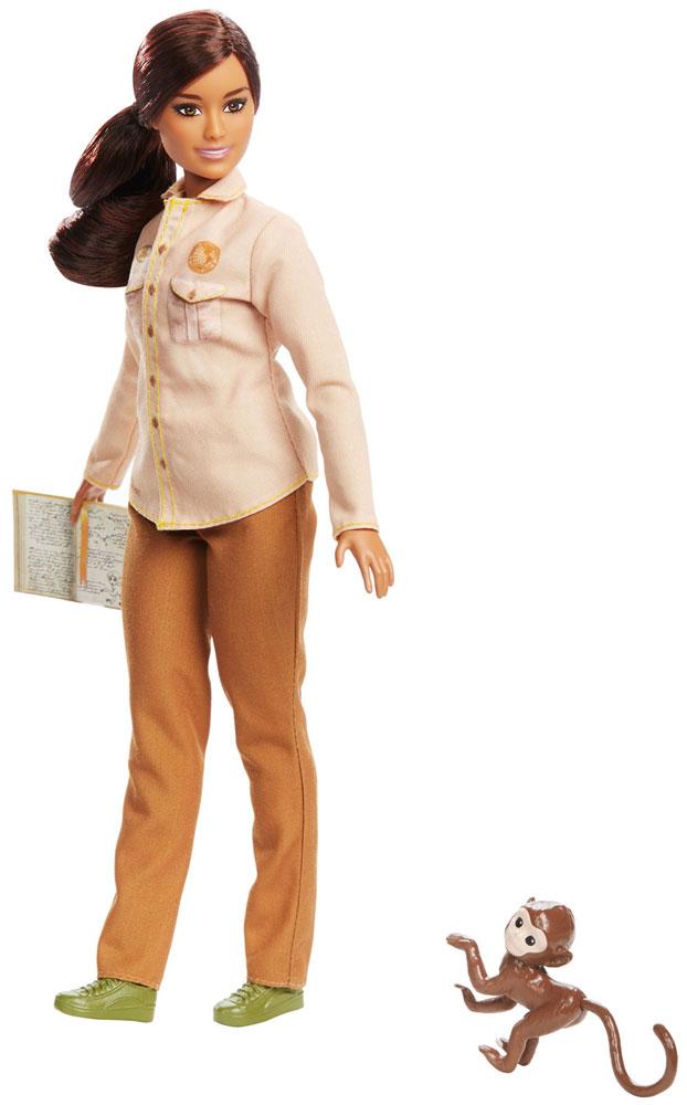 Barbie Wildlife Conservationist Doll