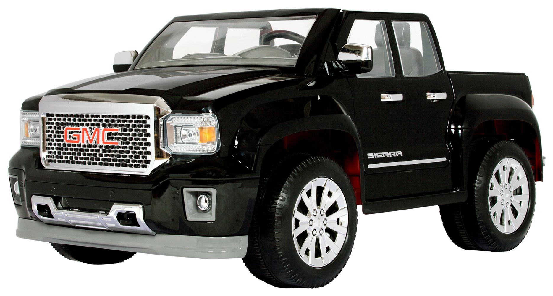 Rollplay 12v Sierra Denali Pick Up Truck Black Toys R Us Canada