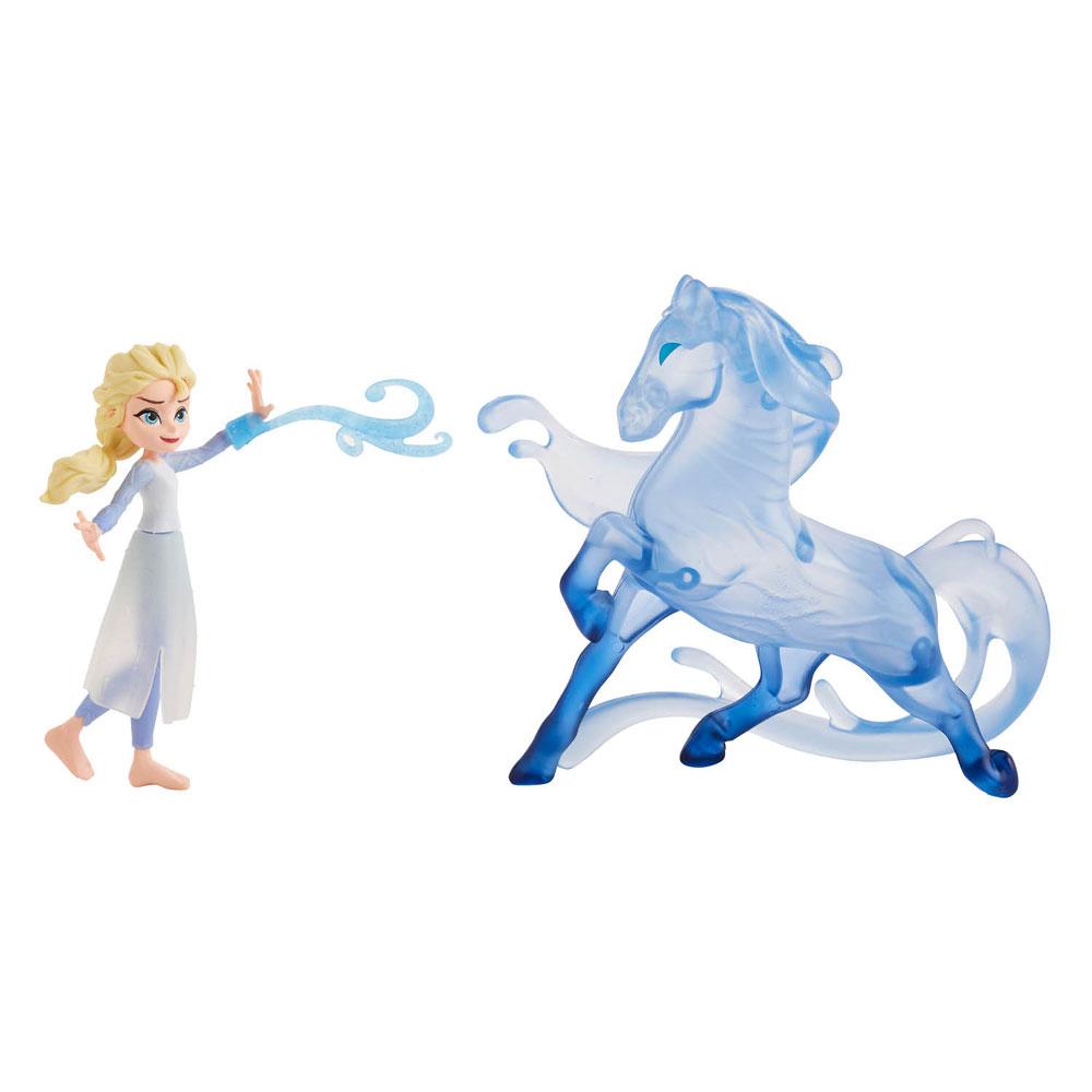 Disney Frozen Elsa Fashion Doll /& Nokk Figure