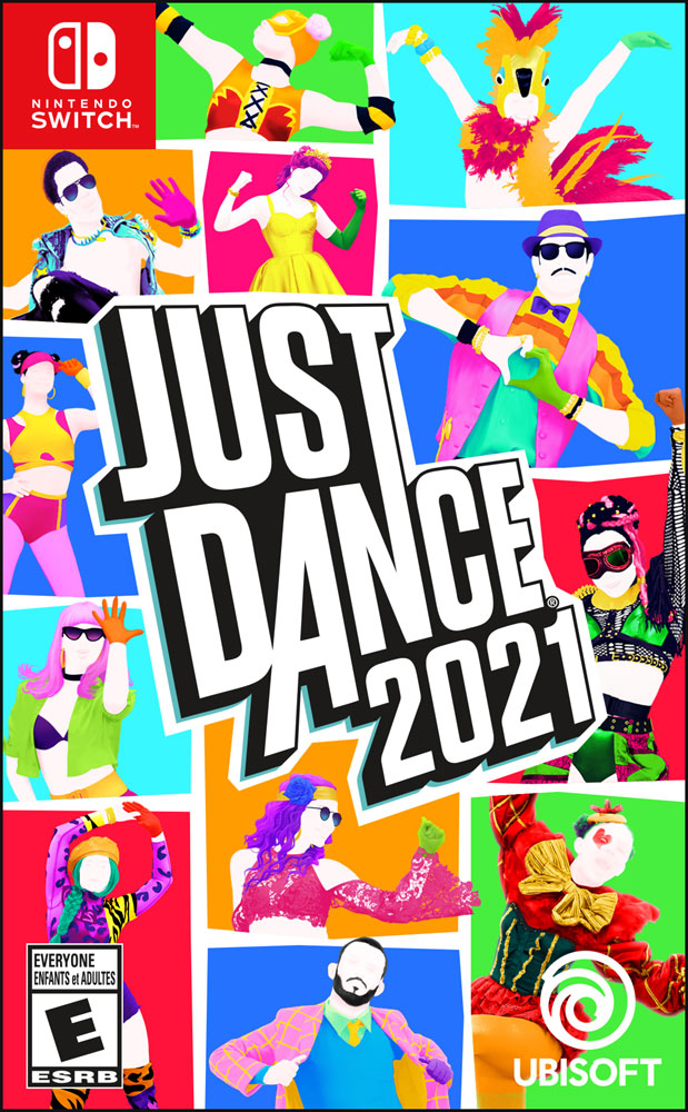 Nintendo Switch Just Dance 2021   Toys R Us Canada