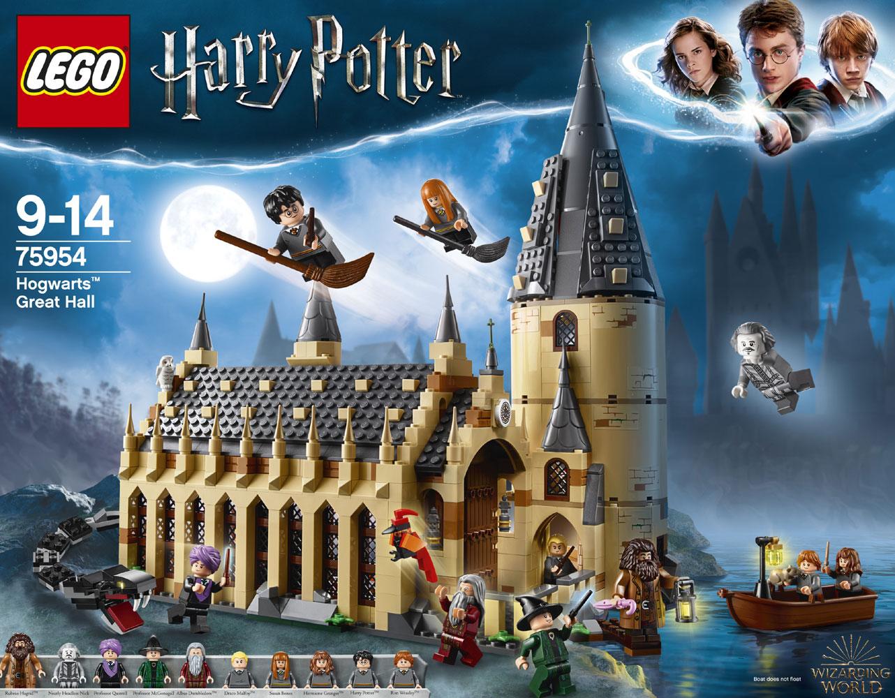 Lego Harry Potter Hogwarts Great Hall 75954 Toys R Us Canada