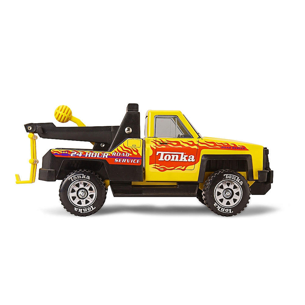 Buy Tonka - Steel Tow Truck for CAD 44 99 | Toys R Us Canada
