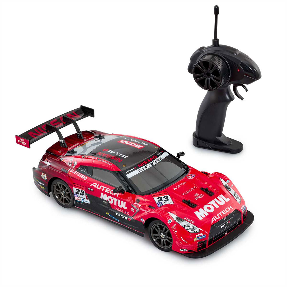 Rc 1 16 Scale Nissan R35 Racing Series 4wd Drift Car Red R Exclusive Toys R Us Canada